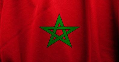 Moroccan Arabic phrases, Moroccan flag