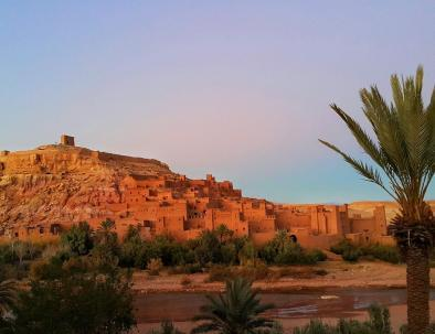 Kasbah of Ait Benhaddou, we will visit it with our 5 days tour from Casablanca