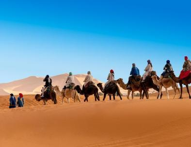 Merzouga desert, we will see it with our 5 days tour from Casablanca