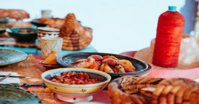 All about Moroccan tagine
